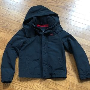 Abercrombie Kids All Weather Coat Jacket Boys L